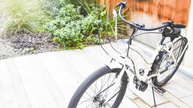 処分したい自転車
