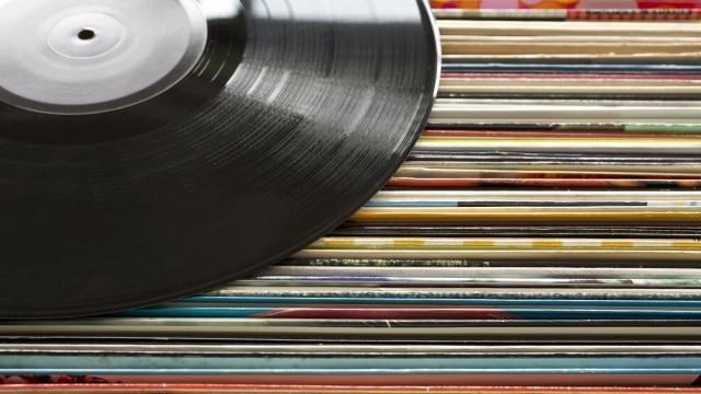 処分したいレコード