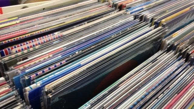 たくさんのレコード